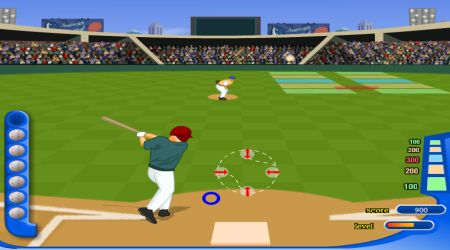Screenshot - Arcade Baseball