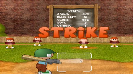Screenshot - Baseball Jam