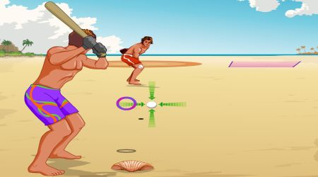 Screenshot - Beach Baseball