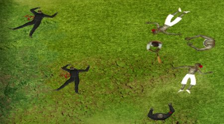 Screenshot - Bloody Baseball