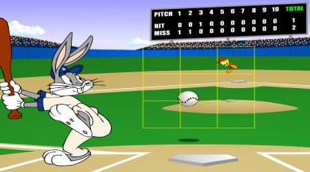 Screenshot - Bugs Bunny Home Run Derby