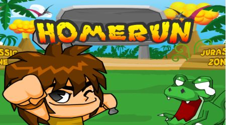 Screenshot - Jurassic Homerun King