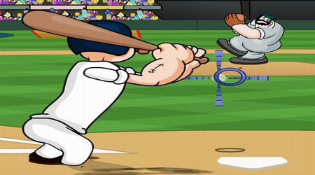 Screenshot - Popeye Baseball