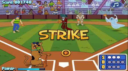 Screenshot - Scooby Doo MVP Baseball Slam