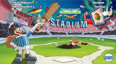 Screenshot - Spongebob Slammin Sluggers