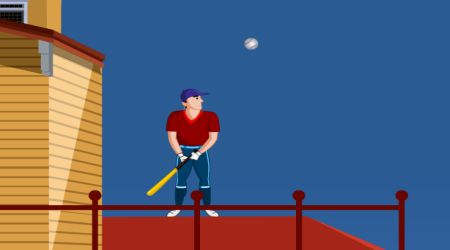 Screenshot - Urban Baseball